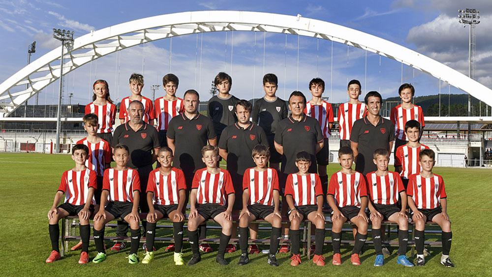 Athletic Alevín 2010