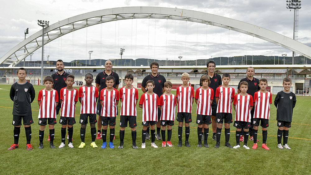 Athletic Alevín 2011