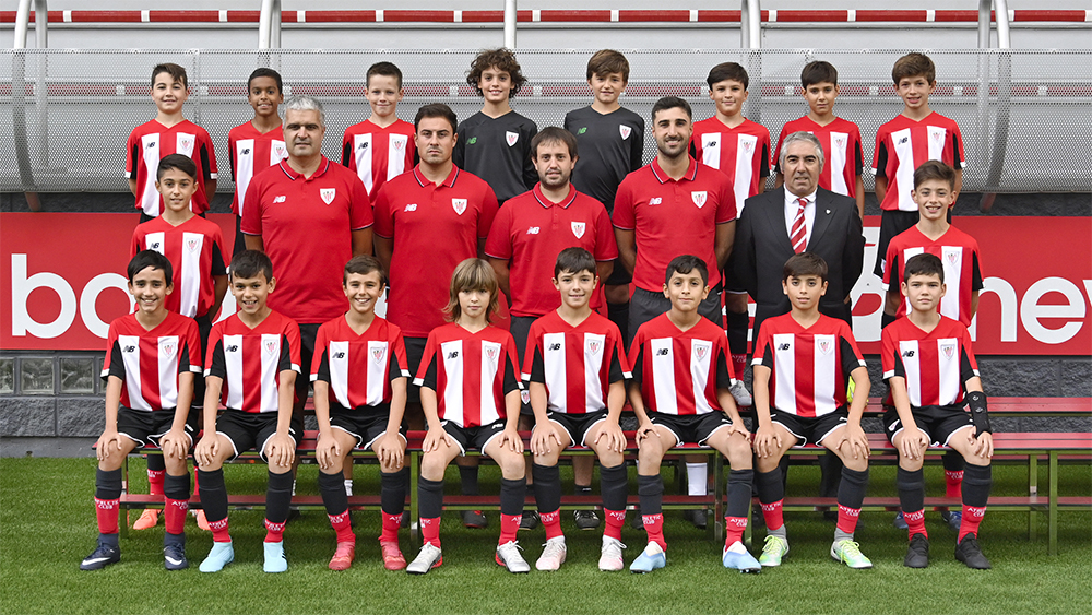 Athletic Kimua San Mamés 2008