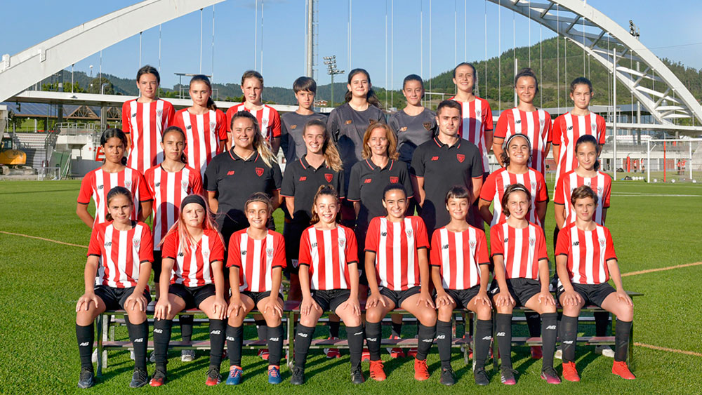 Athletic Women Under-13s