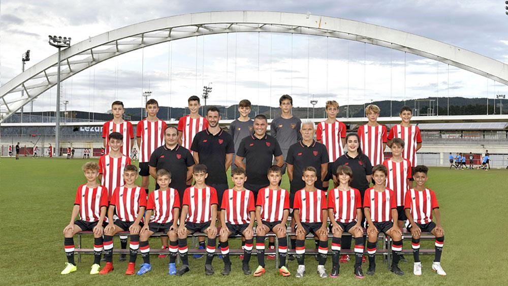 Athletic Infantil 2009