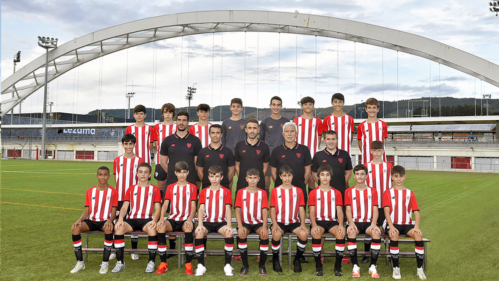 Athletic Infantil Alirón 2008