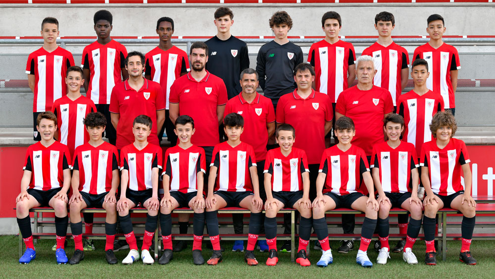 Athletic Infantil San Mamés 2007