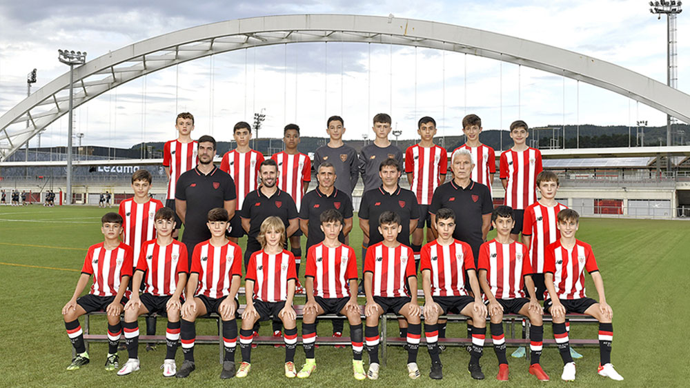 Athletic Infantil San Mamés 2008