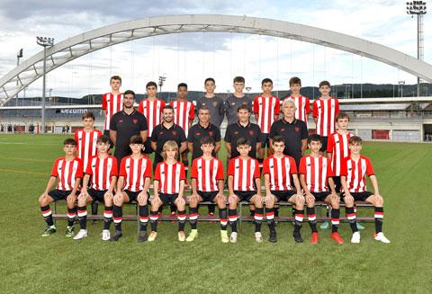Athletic Haurrak San Mames 2008
