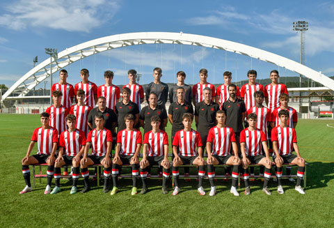 Athletic Juniors B