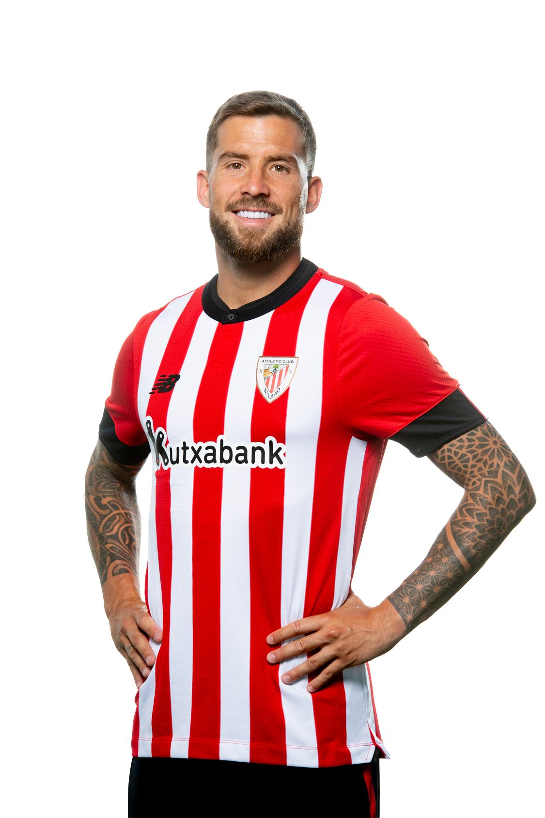 Club's Player:  Martínez Iñigo Defender Athletic | |