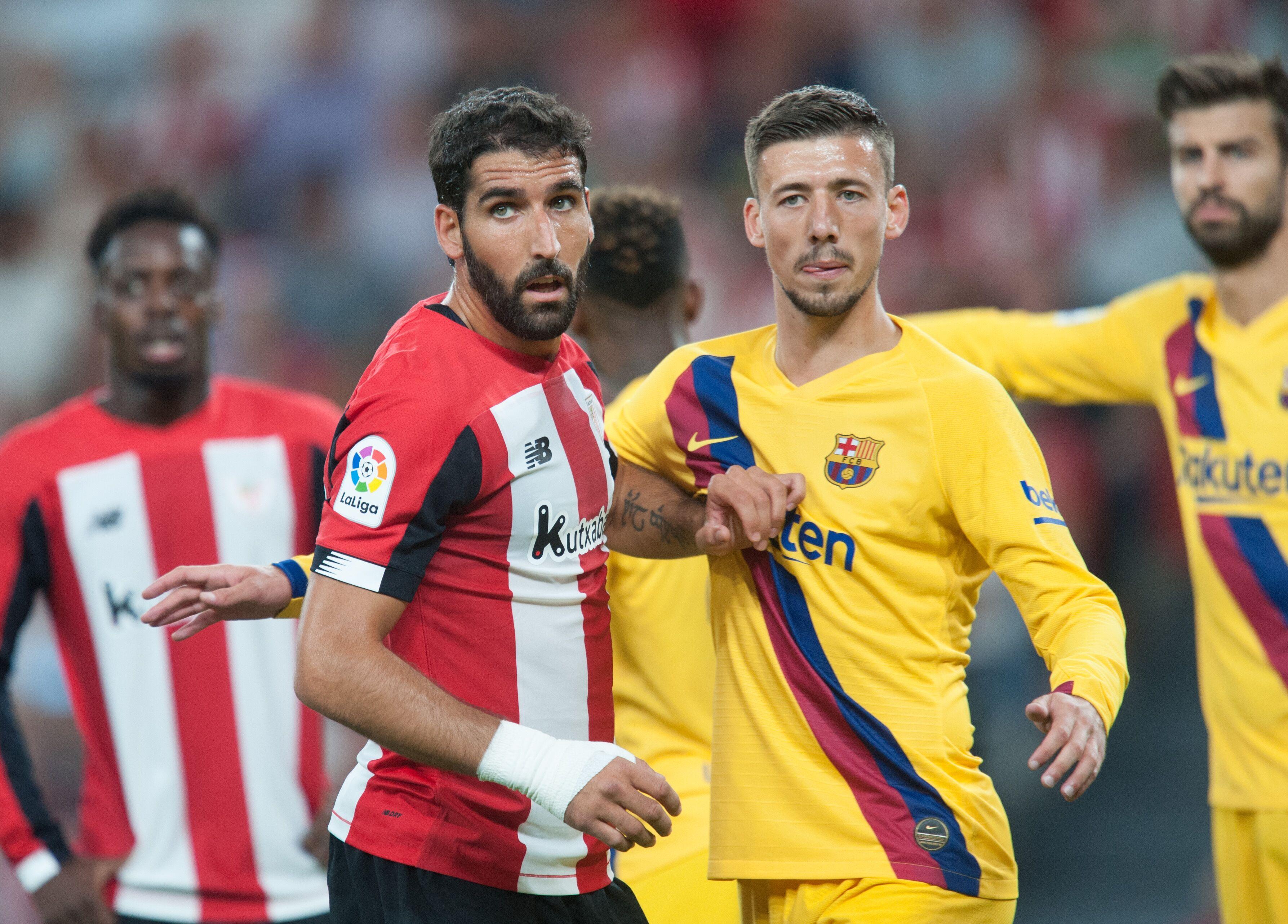 Raúl García | Jugador: Centrocampista | Athletic Club Website Oficial